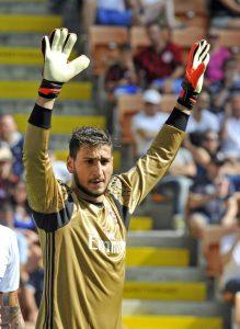 U21-EM Italien Donnaruma