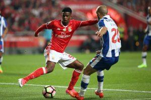 Rechtsverteidiger Nelson Semedo wechselt für 30,5 Millionen von Benfica Lissabon zum FC Barcelona