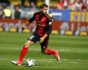 Vincenzo Grifo wechselt vom SC Freiburg zu Borussia Mönchengladbach.