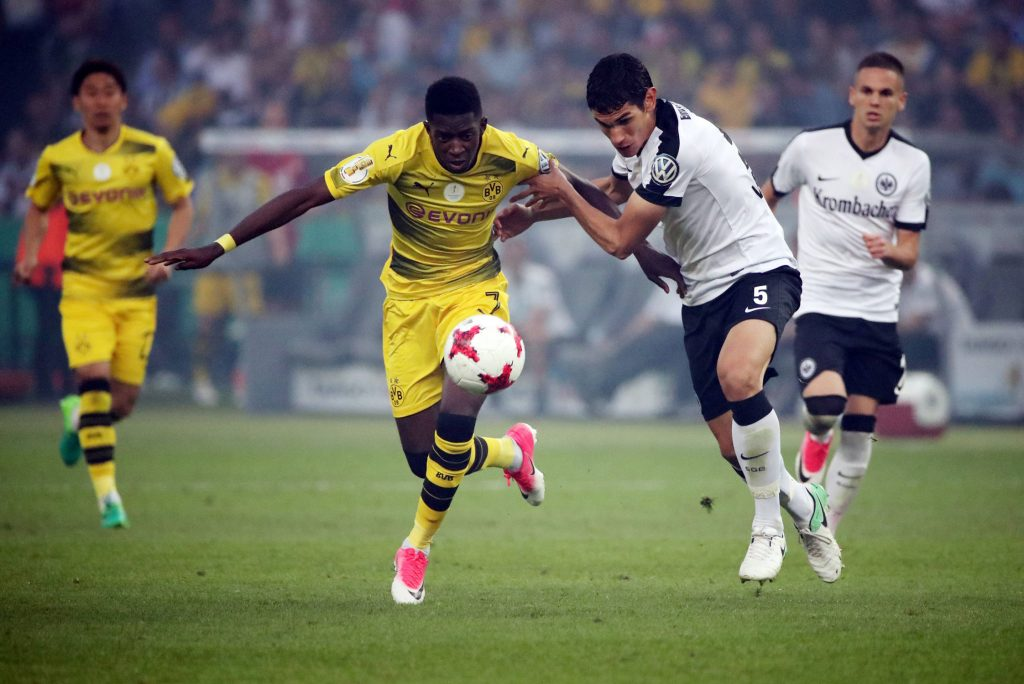 Ousmane Dembele (20, BVB, Martkwert 33 Millionen)