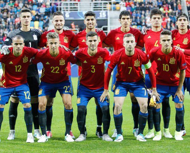 U21 EM Spanien