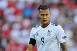 Davie Selke wechselt für 8 Millionen Euro von RB Leipzig zu Hertha BSC Berlin.