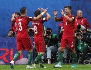 Confed Cup 2017 Portugal