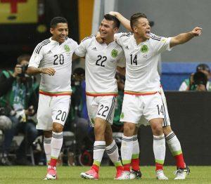 Confed Cup 2017 Mexiko