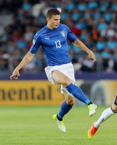 U21 EM Italien Caldara