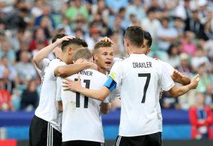 Confed Cup 2017 Deutschland