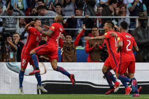 Confed Cup 2017 Chile